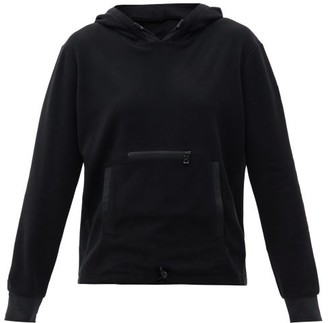 Bogner Fire & Ice Zada Technical Fleece Hooded Sweatshirt - Black
