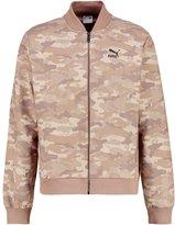 Puma Summer Jacket Taupe Gray/camouflage
