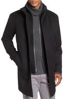 Peter Millar Men's 'Old Sebastian' Wool Overcoat