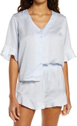 Nordstrom Forever Satin Short Pajamas