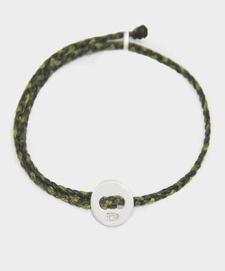 Scosha Signature 4MM Bracelet in Army and Olive