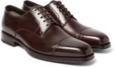 Tom Ford - Wessex Polished-leather Derby Shoes