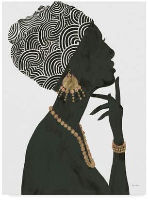 "Emily Adams Graceful Majesty I Canvas Art - 15"" x 20"""