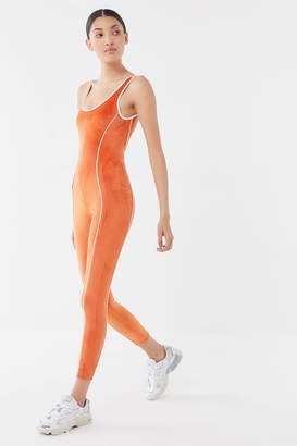 Out From Under Velour Scoop Neck Jumpsuit