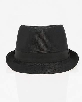 Le Château Cotton Blend Fedora Hat