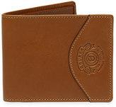Ghurka Slim Classic Leather Wallet No. 203, Chestnut