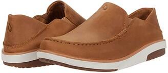 OluKai Kalia (Tan/Tan) Men's Shoes