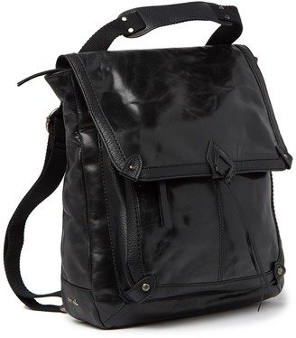 The Sak Ventura Leather Convertible Backpack