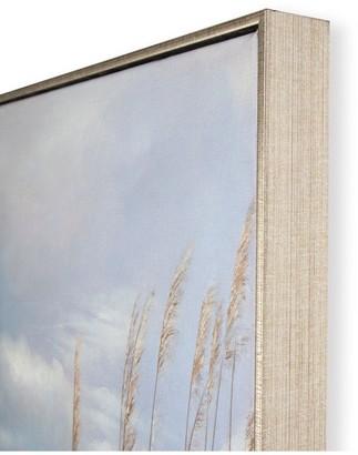 Graham & Brown Coastal Shores Handpainted Framed Canvas