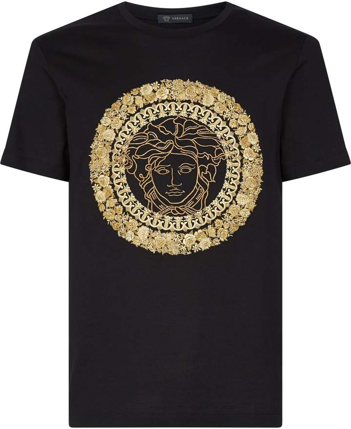 cc51051f Embroidered Medusa T-Shirt