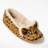 John Lewis Leopard Ballet Slippers, Leopard