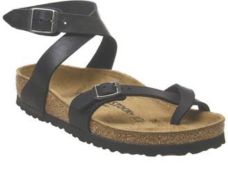 Birkenstock Yara Sandals Black