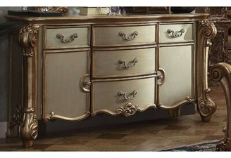 Astoria Grand Marcello Wooden 5 Drawers Combo Dresser