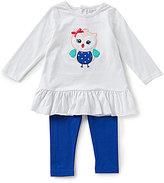 Starting Out Baby Girls 12-24 Months Owl Tunic & Leggings Set