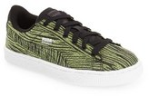 Puma Boy's 'Basket Tiger' Sneaker