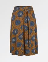 Fat Face Mina African Floral Skirt