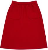 Miu Miu Wool Skirt