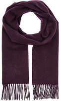 Barneys New York MEN'S CASHMERE SCARF
