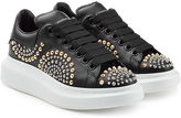 Alexander McQueen Stud Embellished Platform Sneakers