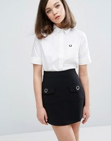 Fred Perry Authentic Oxford Short Sleeve Shirt