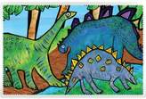 Emily Green Imagination Mat, Dig Them Dinos by