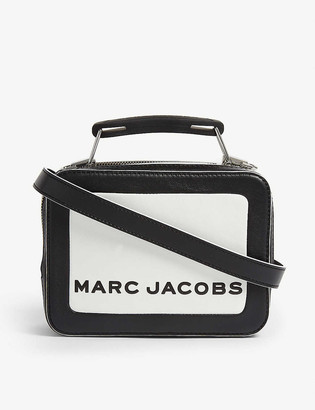 Marc Jacobs The box leather bag