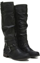 XOXO Women's Makena Wide Calf Boot