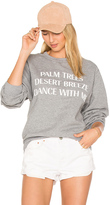 Private Party Palm Trees Desert Breeze Dance With Me Sweatshirt