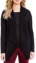 Preston & York Michelle Cascading Front Knit Jacket