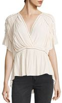 IRO Lesley Ruched Blouse