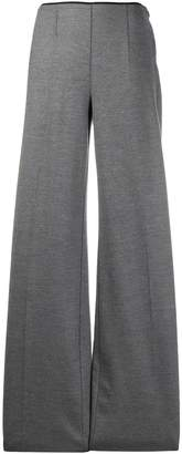Forte Forte flared mid-rise trousers