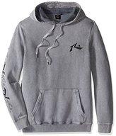 Rusty Men's Tv Screen 2 Hooded Fleece Sweatshirt