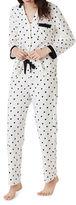 Kate Spade Little Hearts Drawstring Pajama Pants