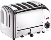 Dualit Classic Toaster - Polished - 4 Slot