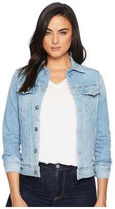 AG Jeans Mya Jacket (Sunlight Blue) Women's Coat