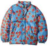 Mini Rodini Rose Puffy Jacket Girl's Coat