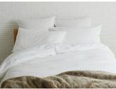 Habitat Washed White Duvet Cover - Kingsize