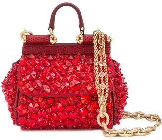 Dolce & Gabbana micro Sicily bag