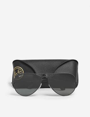 Ray-Ban Original aviator metal-frame sunglasses RB3025