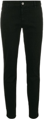 Just Cavalli Skinny Low Rise Jeans