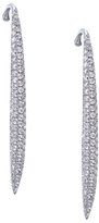 "As 29 AS29 ""Golda (Short)"" 18K White Gold Diamond Earrings"