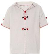 Etoile Isabel Marant Bonny pompom-embellished top