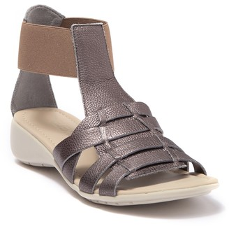 The Flexx Bandeau Block Heel Gladiator Sandal