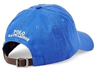 Polo Ralph Lauren Polo Bear Chino Baseball Cap