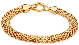 Monica Vinader Doina Wide Chain Bracelet
