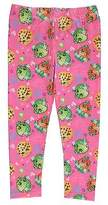 Character Kids Leggings Infants Girls Elasticated Printed Graphic Bottoms