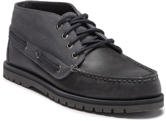 Sperry Leewarrd Leather Chukka Sneaker