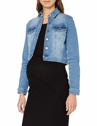 Noppies Women's Jeans Jacket Baukje Maternity Cardigan