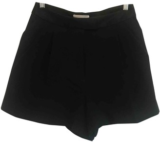 3.1 Phillip Lim Blue Wool Shorts for Women