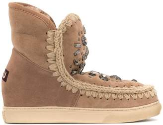 Mou inner wedge Eskimo boots